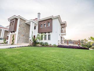 Benid Mimarlık Bürosu – Kıbrıs-Bellapais Köşkler Projesi:  tarz Villa,