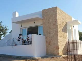 Benid Mimarlık Bürosu – Yazlık ev-Kıbrıs Yenierenköy-Trias Homes:  tarz Evler,