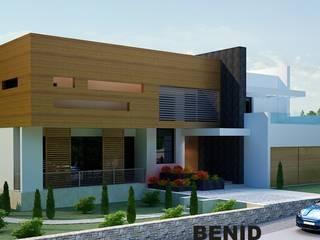 Benid Mimarlık Bürosu – Çatalköy-Kıbrıs Villa O.:  tarz ,