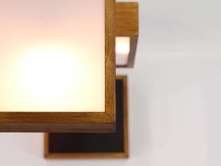Lampe Rippou Taï par Atelier Concret Minimaliste