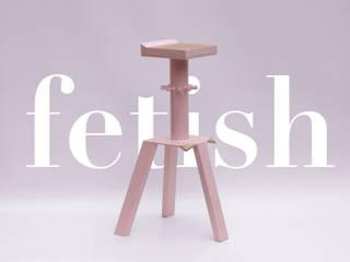 Sculpture Fetish par Atelier Concret Moderne