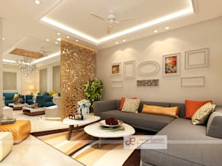 Living room by Design Essentials, Colonial