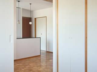 REFORMA PAU - vistas: Dormitorios de estilo  de fic arquitectos