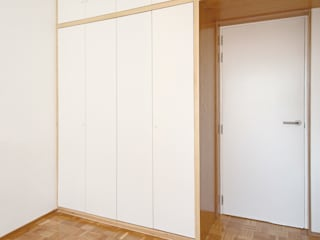 Camera da letto in stile  di fic arquitectos, Scandinavo
