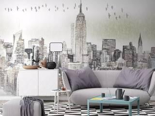 SK Concept Duvar Kağıtları  – New York :  tarz Duvarlar