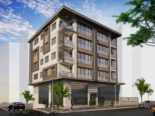 ARTERRA MİMARLIK LTD.ŞTİ. – Mecidiyeköy Kentsel Dönüşüm Konut  Projesi / Urban Transformation House Project:  tarz