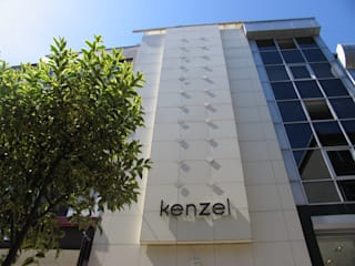 อาคารสำนักงาน ร้านค้า by ARTERRA MİMARLIK LTD.ŞTİ.