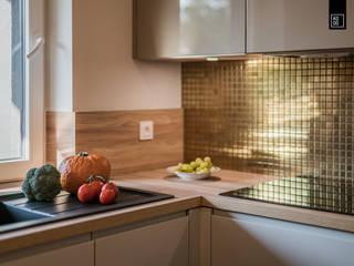 Kitchen units by KODO projekty i realizacje wnętrz