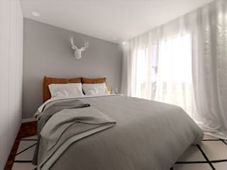 MIA arquitetos Petites chambres