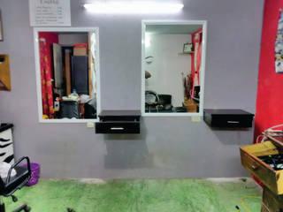 Muebles auxiliares:  de estilo  por Servicios Salas,