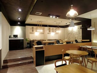 Cafe :  Restoran by PT. INTEREKA BANGUN