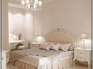 спальня: Спальни в . Автор – Студия дизайна Светланы Исаевой