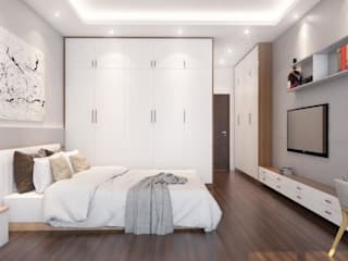 Bedroom by PT. Leeyaqat Karya Pratama, Modern