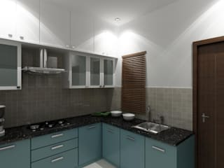 MS APARNA:   by Walls Asia Architects and Engineers