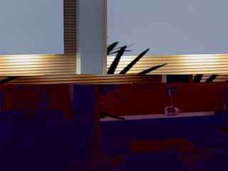 Zurich HelpPoint: Escritórios  por Marcelo Sena Arquitetura
