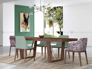 Decordesign Interiores Dining roomTables Wood effect