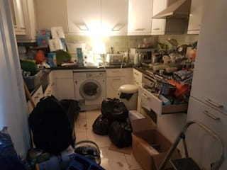Hoarding House Clearance van Just Clear