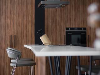 ЖК Днепровская набережная:  в . Автор – Davydovsky Architecture&Design
