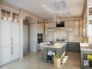 Дом с.Конча Заспа:  в . Автор – Davydovsky Architecture&Design