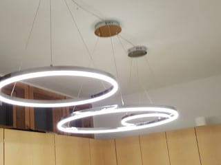 Skapetze Lichtmacher Study/office Plastic Metallic/Silver