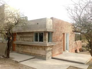 Conducción Técnica Vivienda Unifamiliar Casas minimalistas de Arquitectura CH Minimalista