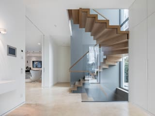 Stairs by Siller Treppen/Stairs/Scale, Modern