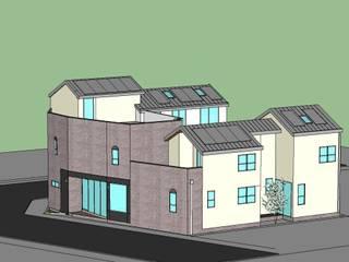 진주혁신도시 듀플렉스 주택 설계 시공 by neobuild