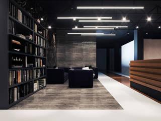 Салон Керамики: Стены в . Автор – TIME DESIGN STUDIO
