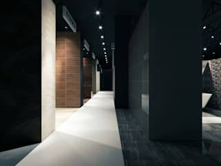 Салон Керамики: Кухни в . Автор – TIME DESIGN STUDIO