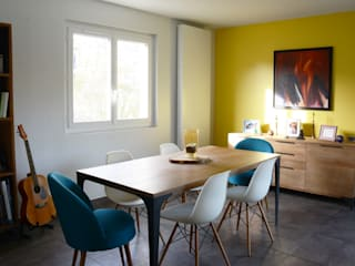 Salas de jantar  por Koya Architecture Intérieure