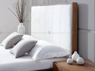 Decordesign Interiores BedroomBeds & headboards Wood White