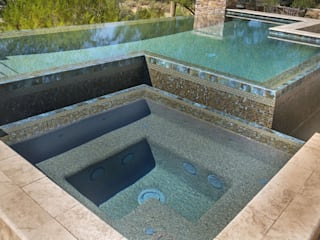 Hot tub Installation and Maintenance:   by CVP Projects and Swimming Pools