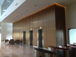 Palladium Tower AÇI PROJE MİM. İNŞ. Modern