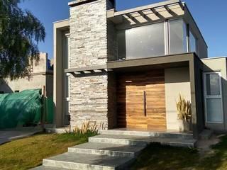 Construccion en Seco de CRUZAT ARQUITECTURA Y CONSTRUCCION Moderno