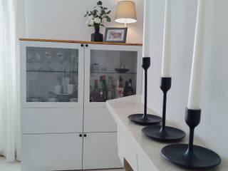 Mini Bar: Sala de jantar  por YS PROJECT DESIGN