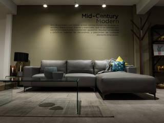 moblum, la nueva tienda de diseño en #Horacio545, Polanco : Estudios y oficinas de estilo  por moblum