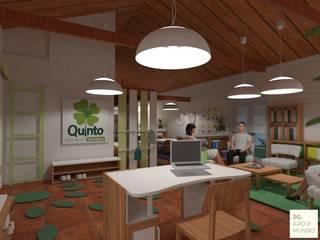 根據 Arquimundo 3g - Diseño de Interiores - Ciudad de Buenos Aires 北歐風
