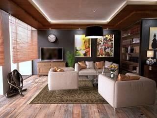 Interior de Boutique hotel: Hotéis  por Screenproject Consulting Engineers, Lda