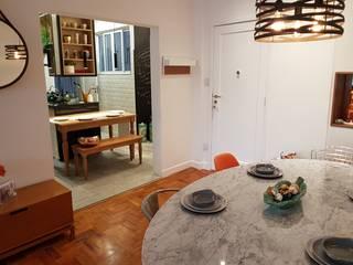 Salle à manger originale par Studio Elã Éclectique