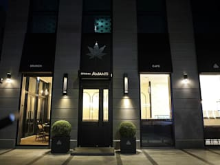 Hotels by 피투엔디자인  _____  p to n design, Modern