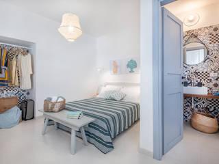 Dormitorios de estilo  por ABBW angelobruno building workshop