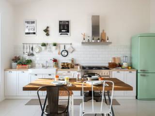 Cocinas de estilo  por ABBW angelobruno building workshop