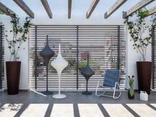 Terrazas de estilo  por ABBW angelobruno building workshop