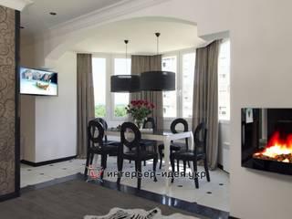 Проекты частных интерьеров: Столовые комнаты в . Автор – Интерьер-Идея