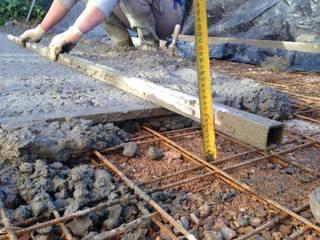 Reconstrucción y rehabilitación de un chalet en Badajoz de Construcciones Pedro Flecha Clásico