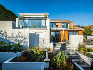Cascade house STAAC Terrace house Multicolored