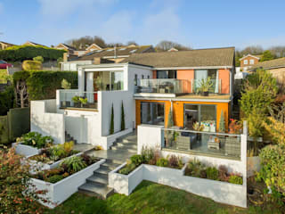 Cascade house STAAC Detached home Multicolored