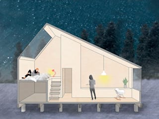 by UNOAUNO arquitectura sustentable Minimalist