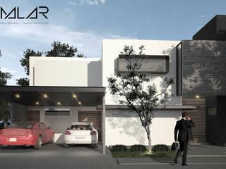 Residencia FV2 de ARMALAR Moderno