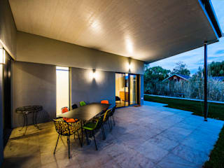 Terrazas de estilo  por Schandl Architekten